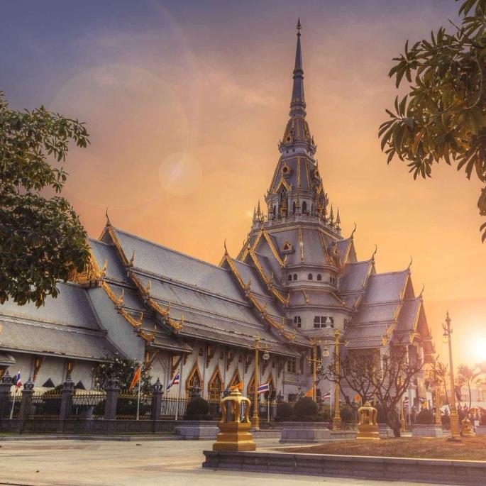Bangkok and
